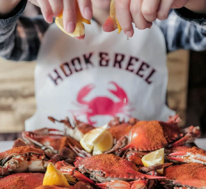 Hook & Reel to Open Cajun Seafood Spot in South City