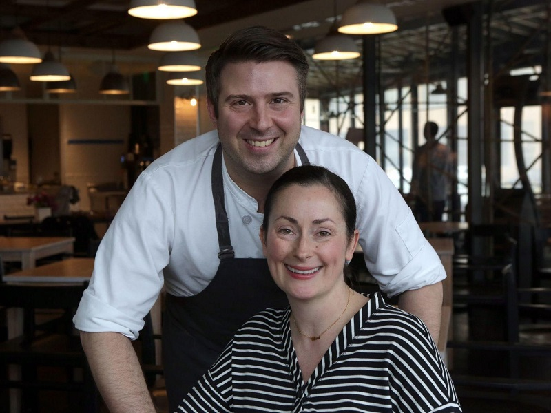 MICHAEL + TARA GALLINA OF VICIA TO OPEN SECOND RESTAURANT, WINSLOW'S TABLE