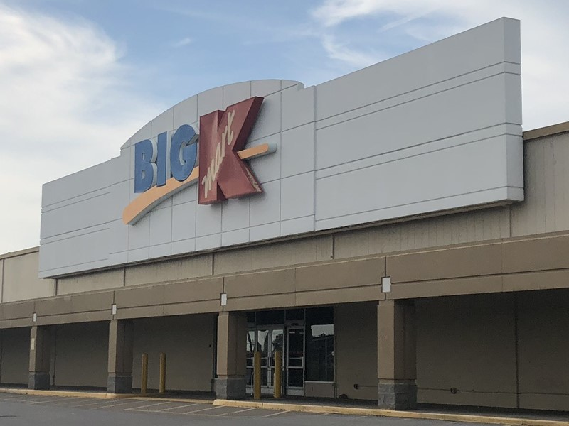 FORMER KMART + RUBY TUESDAY