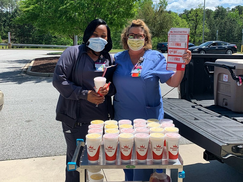 Donating $1M In Smoothies To Support Covid-19 Relief Efforts: A Conversation With Smoothie King CEO Wan Kim